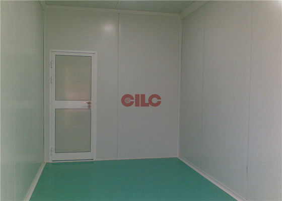 Prefab Modular Container Homes Prefabricated Steel Buildings Mineral Wool Panel