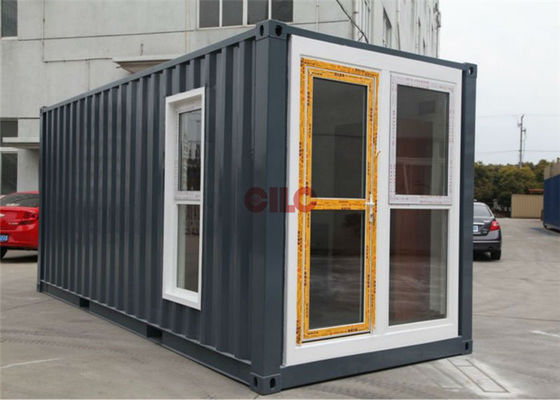 Durable Furnished Multi - Function Modified Prefab Shipping Container Homes