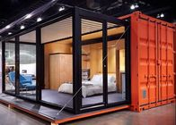 20ft Outdoors Camp Expandable Shipping Container House