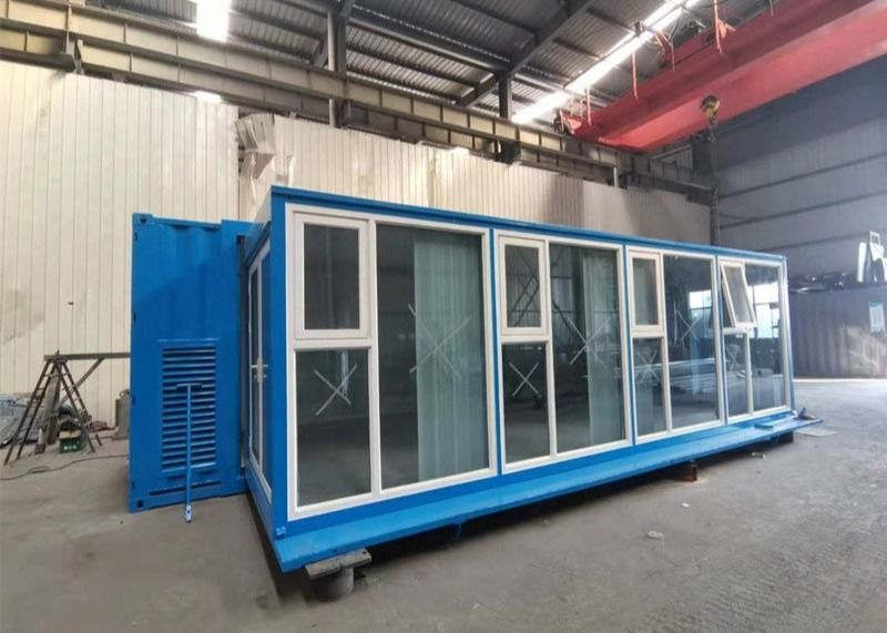 20 HC Luxury Expandable Shipping Container House