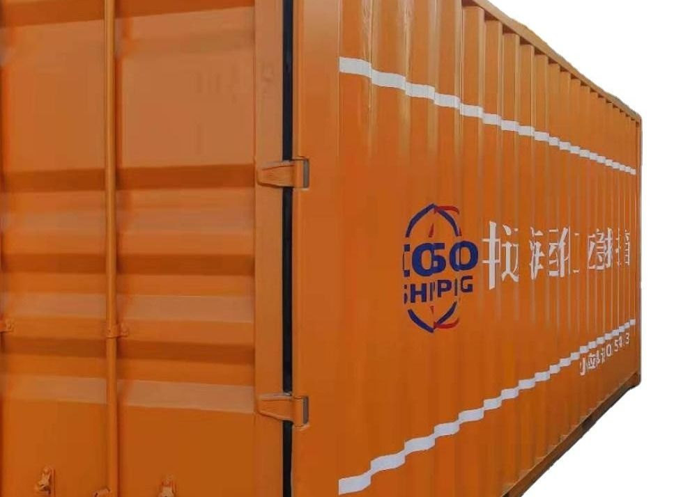 Prefabricated Fire Container 20ft High Cube Container