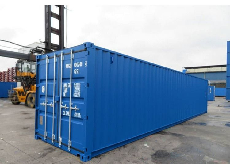 New 40GP Warehousing Standard Shipping Container