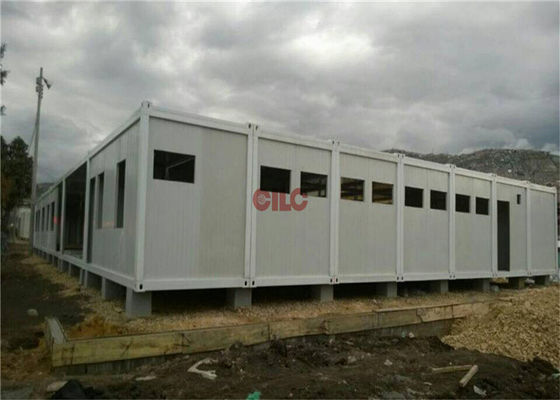China 20 Ft Prefab Smart Prefab Container Homes Removable Modular Tiny Prefab Homes factory