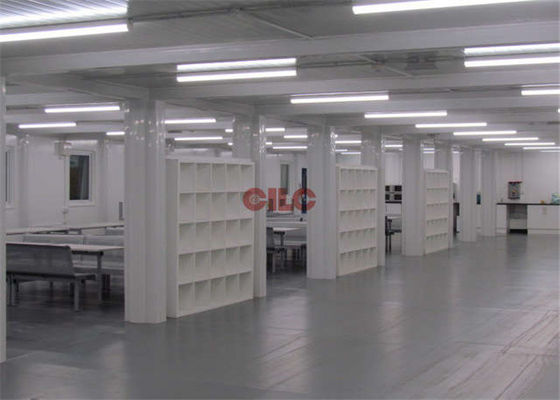 China Double Sides Mobile Construction Office Expandable Professional High Strength factory