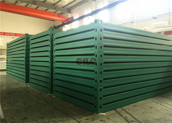 China Global Standard Prefab Flat Pack Homes Reusable Time Saving Space Saving House Container factory