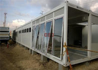 20 Ft Prefab Smart Prefab Container Homes Removable Modular